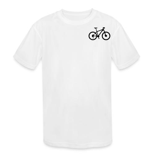 womens-D'sfreebikes Shirt - Kids' Moisture Wicking Performance T-Shirt