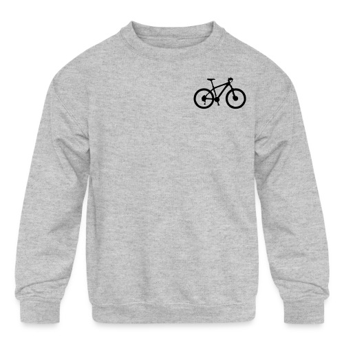 womens-D'sfreebikes Shirt - Kids' Crewneck Sweatshirt