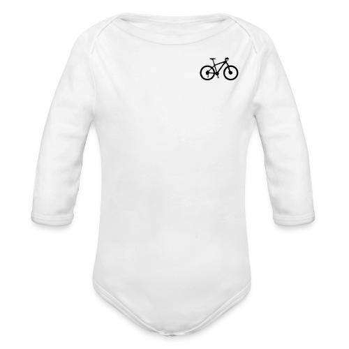 womens-D'sfreebikes Shirt - Organic Long Sleeve Baby Bodysuit