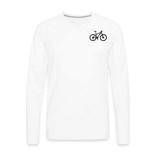womens-D'sfreebikes Shirt - Men's Premium Long Sleeve T-Shirt