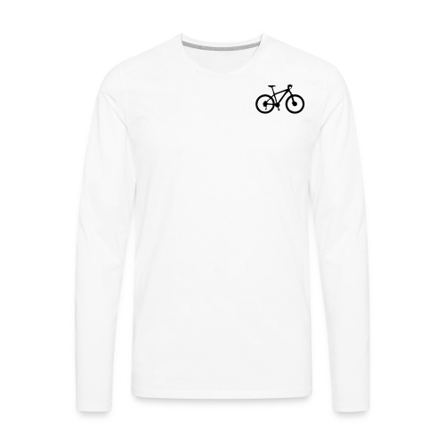 womens-D'sfreebikes Shirt - Men's Premium Long Sleeve T-Shirt