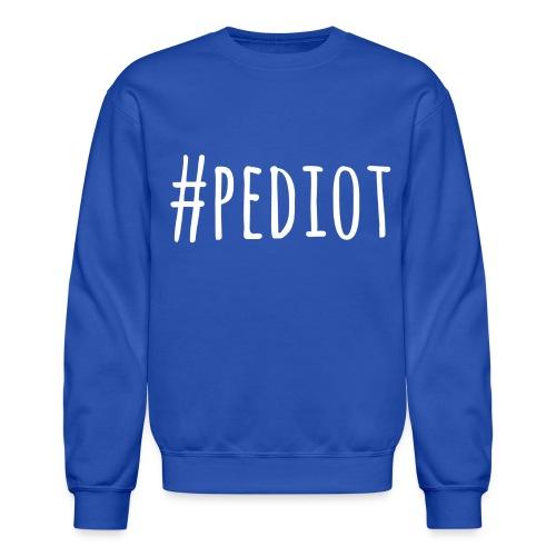 #pediot Men's t-shirt - Crewneck Sweatshirt