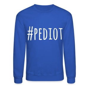 #pediot Men's t-shirt - Crewneck Sweatshirt