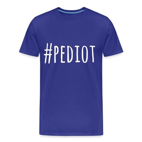 #pediot Men's t-shirt - Men's Premium T-Shirt
