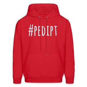 #pedipt Men's t-shirt - Men's Hoodie