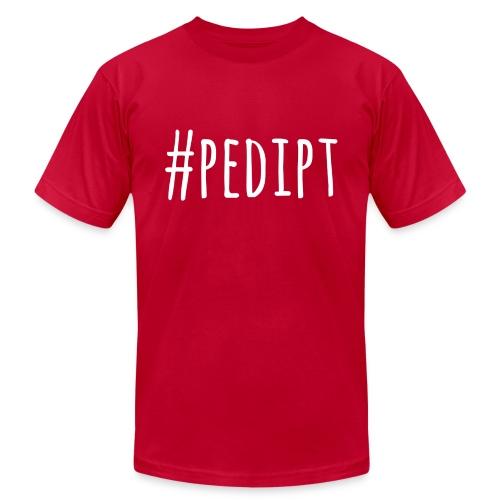 #pedipt Men's t-shirt - Men's Fine Jersey T-Shirt