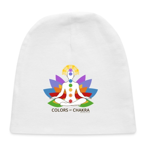 The Colors of Chakra - Baby Cap