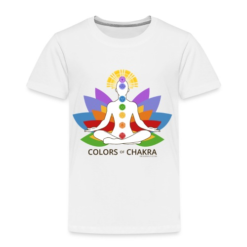 The Colors of Chakra