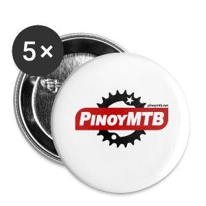 Pinoy MTB Mug- Filipino Mountain Bike Coffee Tea Mug - Small Buttons
