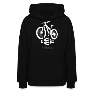 Pinoy MTB - Filipino Women's Mountain Bike T-Shirt - Women's Hoodie
