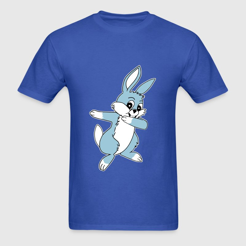 Dab Easter Bunny T-Shirts - Men's T-Shirt