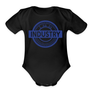 I Am an Industry - Short Sleeve Baby Bodysuit