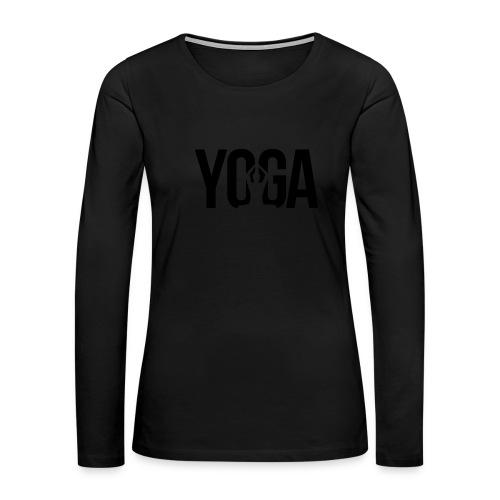 Spring 2016 Yoga Shirt - Women's Premium Long Sleeve T-Shirt