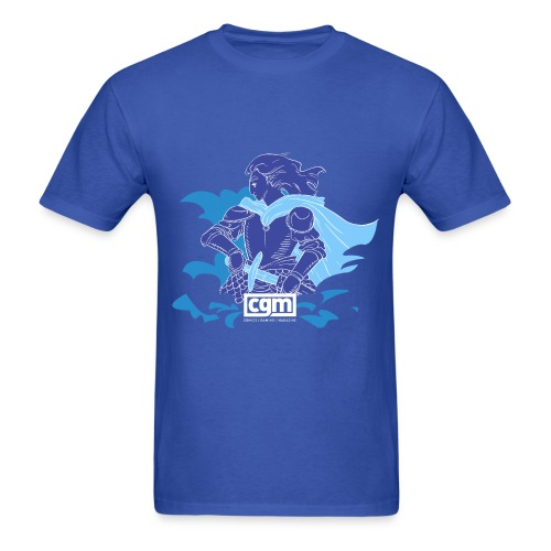 CGM Paladin Men's Top - Men's T-Shirt