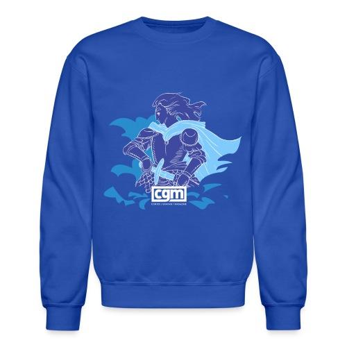 CGM Paladin Men's Top - Crewneck Sweatshirt