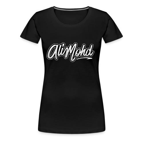 Ali Mohd Women's Hoodie - Women's Premium T-Shirt