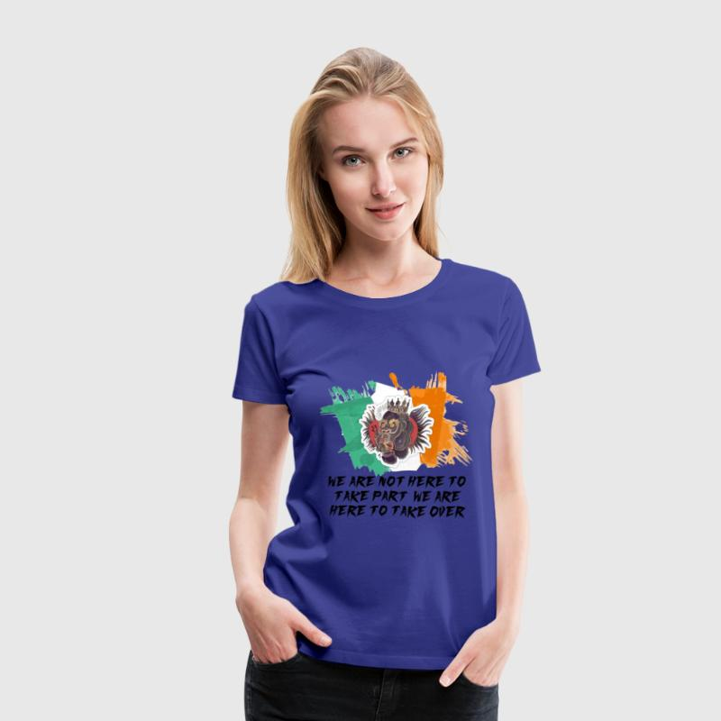 Mcgregor tattoo - Women's Premium T-Shirt