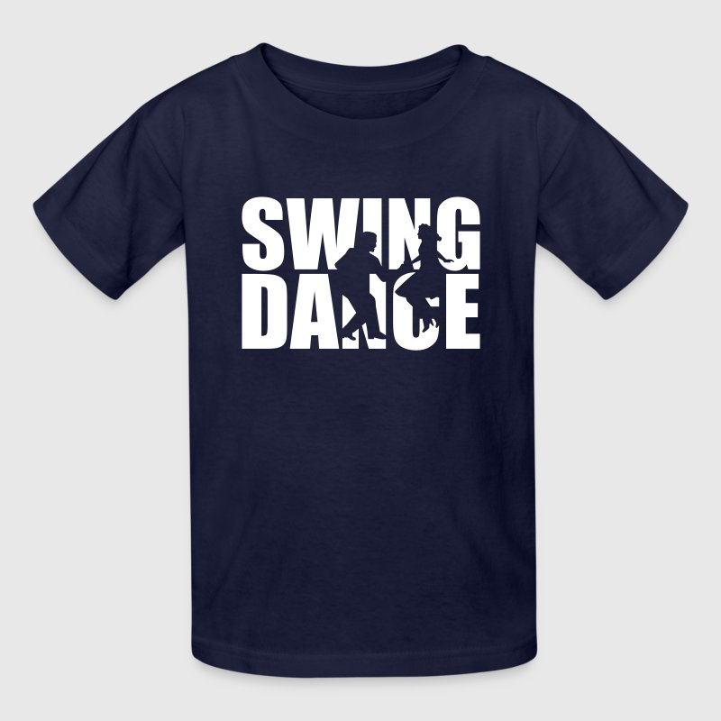 Swing dance Kids' Shirts - Kids' T-Shirt