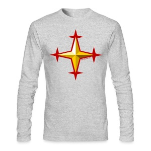 Wulfgard Knights Templar Men's T-Shirt - Men's Long Sleeve T-Shirt by Next Level