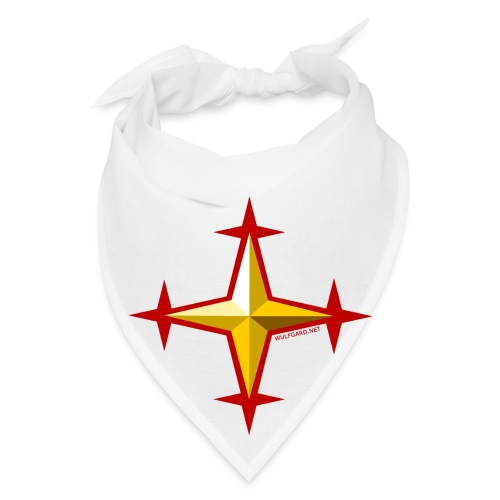 Wulfgard Knights Templar Men's T-Shirt - Bandana