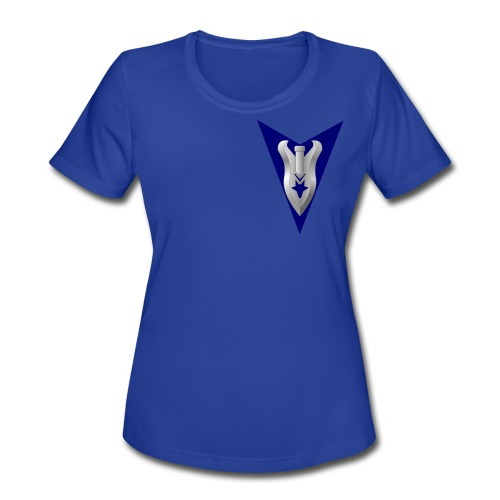 Wulfgard Venatori Badge Men's T-Shirt - Women's Moisture Wicking Performance T-Shirt