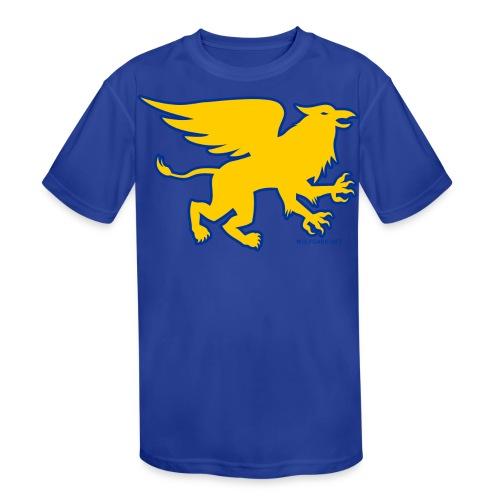 Wulfgard Illikon Tabard Men's T-Shirt - Kid's Moisture Wicking Performance T-Shirt