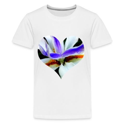 I [heart] Flowers - Kids' Premium T-Shirt