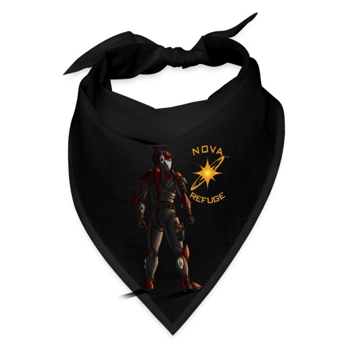 Sunset-Scorpion (Nova Refuge) Men's T-Shirt - Bandana