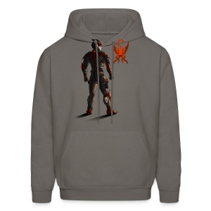 Sunset-Scorpion (SSL) Men's T-Shirt - Men's Hoodie