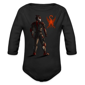 Sunset-Scorpion (SSL) Men's T-Shirt - Long Sleeve Baby Bodysuit