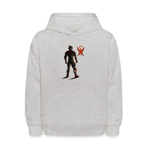 Sunset-Scorpion (SSL) Men's T-Shirt - Kids' Hoodie