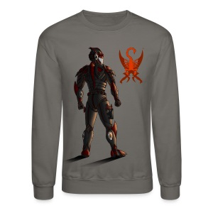 Sunset-Scorpion (SSL) Men's T-Shirt - Crewneck Sweatshirt