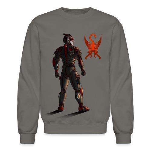 Sunset-Scorpion (SSL) Men's T-Shirt - Crewneck Sweatshirt