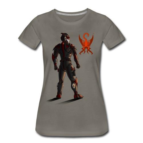 Sunset-Scorpion (SSL) Men's T-Shirt - Women's Premium T-Shirt