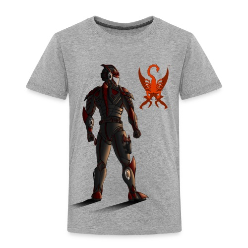 Sunset-Scorpion (SSL) Men's T-Shirt - Toddler Premium T-Shirt