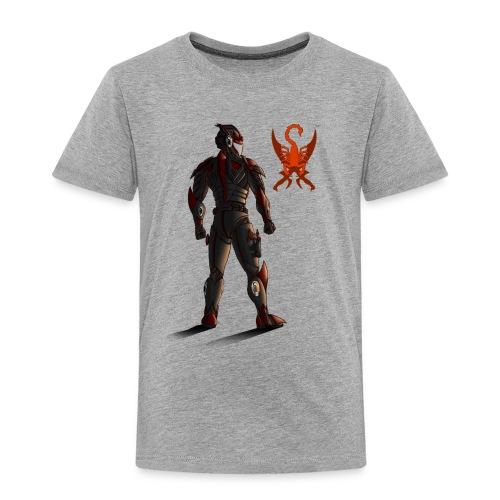 Sunset-Scorpion (SSL) Men's T-Shirt - Toddler Premium T-Shirt