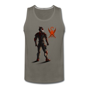 Sunset-Scorpion (SSL) Men's T-Shirt - Men's Premium Tank