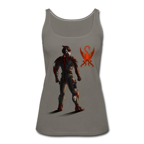 Sunset-Scorpion (SSL) Men's T-Shirt - Women's Premium Tank Top