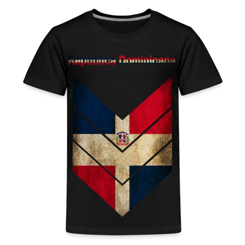 Republica Dominicana - Kids' Premium T-Shirt