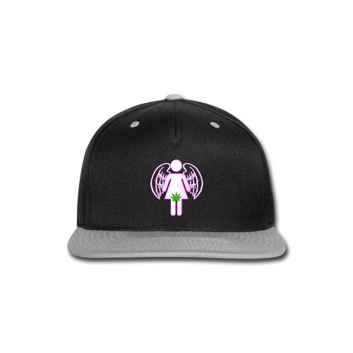 Men's Girls Gone High Shirt - Snap-back Baseball Cap