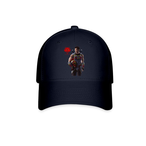Wulfgard: Knightfall Cover Men's T-Shirt - Baseball Cap