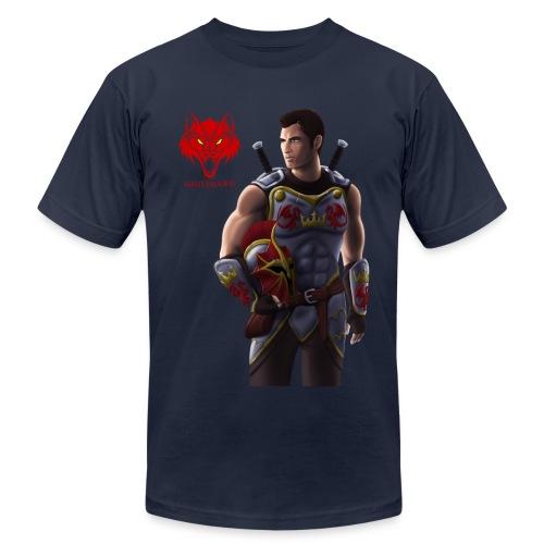 Wulfgard: Knightfall Cover Men's T-Shirt - Men's Fine Jersey T-Shirt