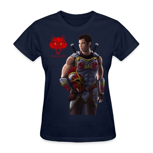 Wulfgard: Knightfall Cover Men's T-Shirt - Women's T-Shirt