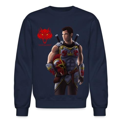Wulfgard: Knightfall Cover Men's T-Shirt - Crewneck Sweatshirt