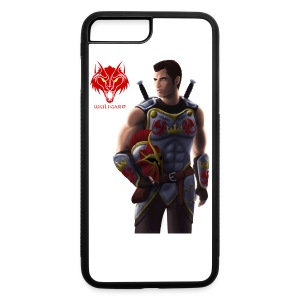 Wulfgard: Knightfall Cover Art Mousepad - iPhone 7 Plus/8 Plus Rubber Case