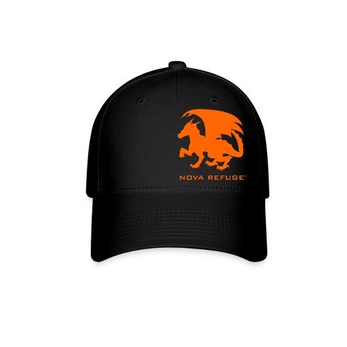 Nova Refuge Zygbar Badge Men's T-Shirt - Baseball Cap