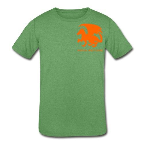 Nova Refuge Zygbar Badge Men's T-Shirt - Kids' Tri-Blend T-Shirt