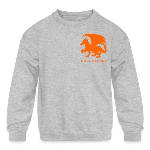 Nova Refuge Zygbar Badge Men's T-Shirt - Kids' Crewneck Sweatshirt