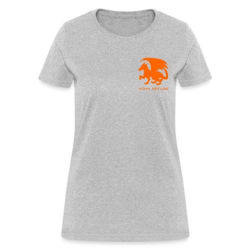 Nova Refuge Zygbar Badge Men's T-Shirt - Women's T-Shirt