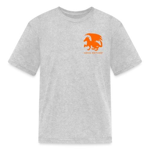 Nova Refuge Zygbar Badge Men's T-Shirt - Kids' T-Shirt